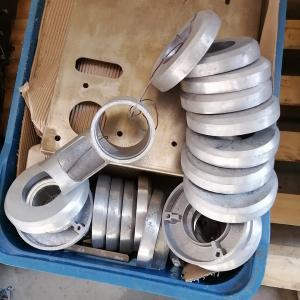 Decapagem quimica aluminio