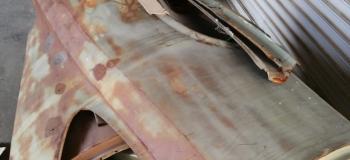 Tratamento de superficie oxidação